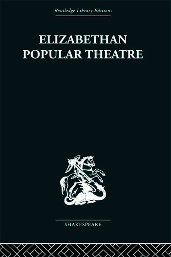 Elizabethan Popular Theatre Plays in Performance book cover