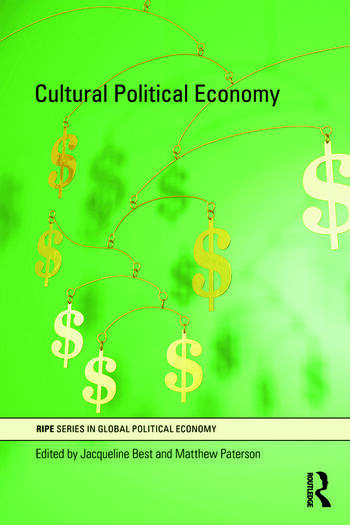 Cultural Political Economy book cover
