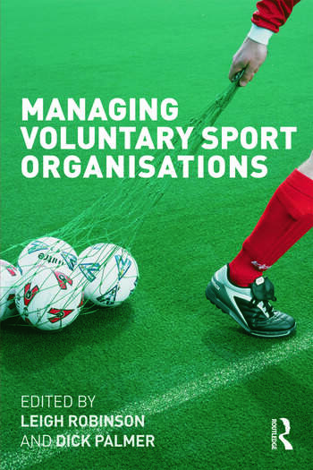Managing Voluntary Sport Organizations book cover
