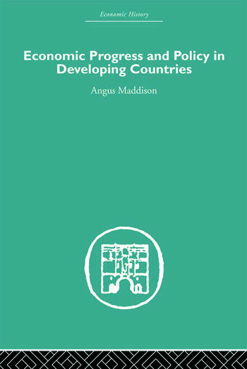 Economic Progress and Policy in Developing Countries book cover