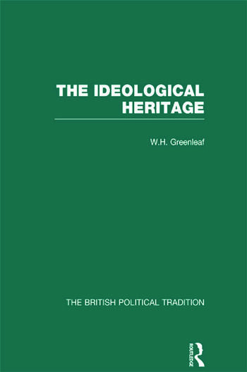 Ideological Heritage Vol 2 book cover