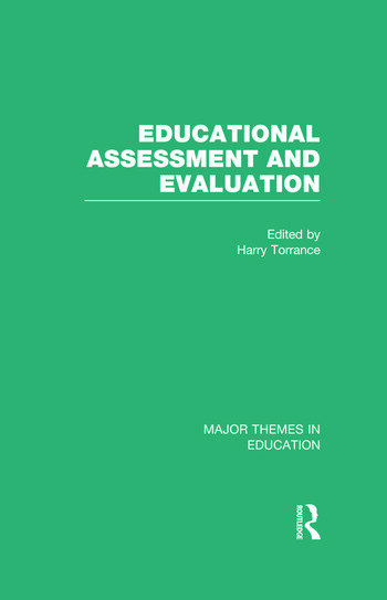 Educational Assessment and Evaluation book cover