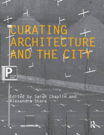 Curating Architecture and the City book cover