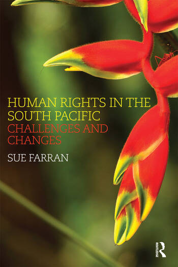 Human Rights in the South Pacific Challenges and Changes book cover