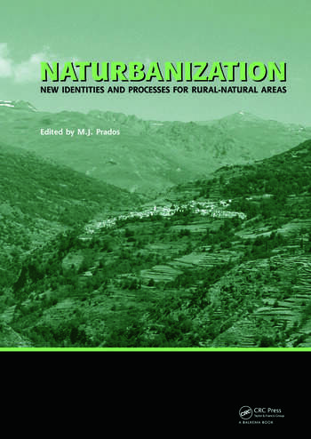 Naturbanization New identities and processes for rural-natural areas book cover