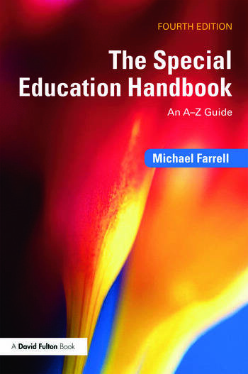 The Special Education Handbook An A-Z Guide book cover