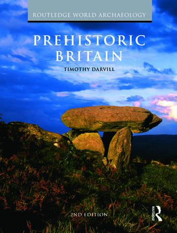 Prehistoric Britain book cover