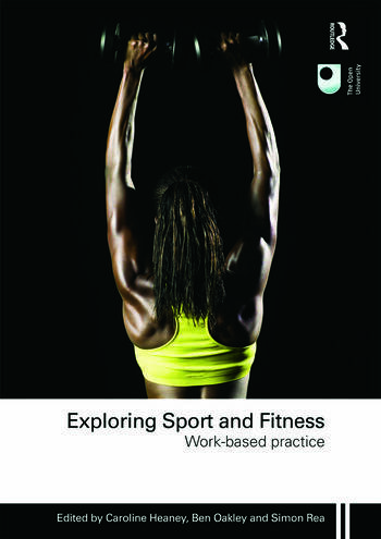Exploring Sport and Fitness Work-Based Practice book cover