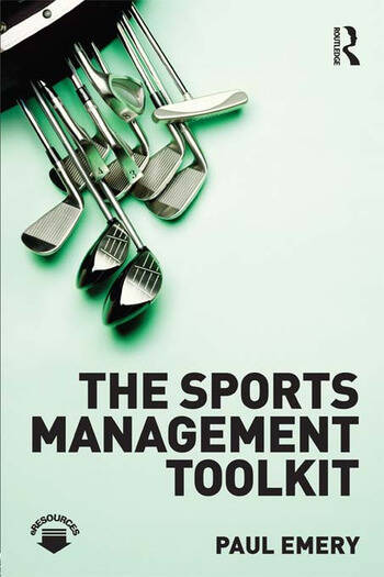 The Sports Management Toolkit book cover