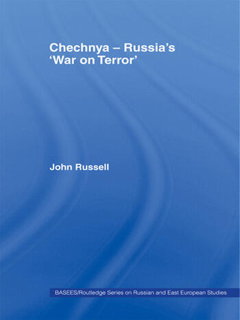 Chechnya - Russia's 'War on Terror' book cover