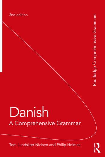 Danish: A Comprehensive Grammar book cover