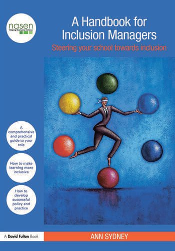 A Handbook for Inclusion Managers Steering your School towards Inclusion book cover