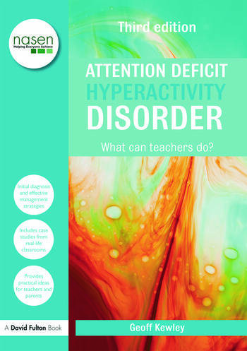 Attention Deficit Hyperactivity Disorder What Can Teachers Do? book cover