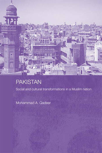 Pakistan - Social and Cultural Transformations in a Muslim Nation book cover