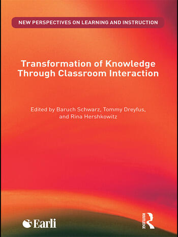 Transformation of Knowledge through Classroom Interaction book cover