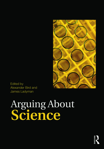 Arguing About Science book cover