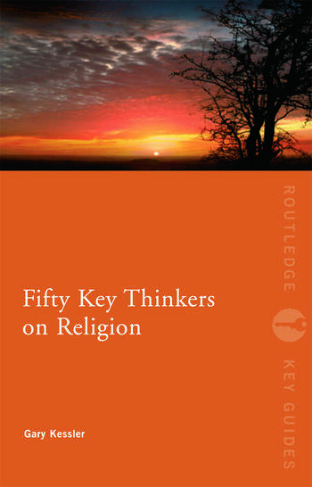 Fifty Key Thinkers on Religion book cover