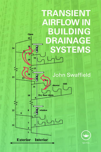 Transient Airflow in Building Drainage Systems book cover