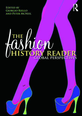 The Fashion History Reader Global Perspectives book cover
