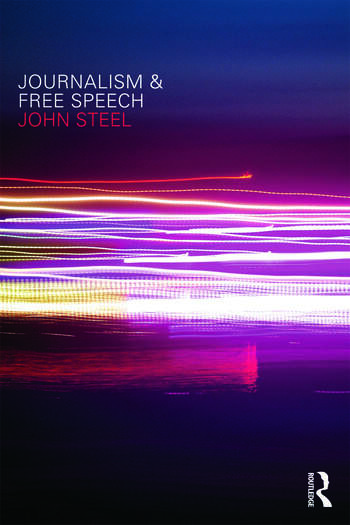 Journalism and Free Speech book cover