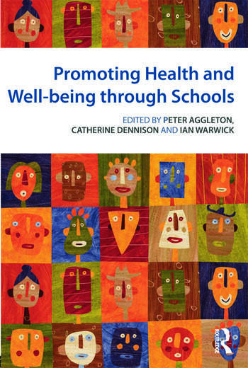 Promoting Health and Wellbeing through Schools book cover