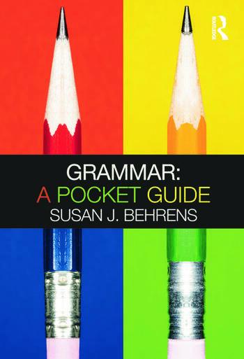 Grammar: A Pocket Guide book cover