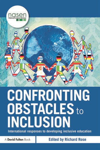 Confronting Obstacles to Inclusion International Responses to Developing Inclusive Education book cover