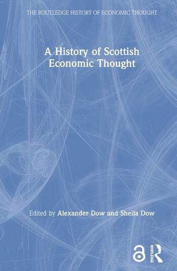 A History of Scottish Economic Thought book cover
