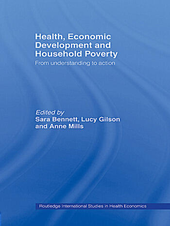 Health, Economic Development and Household Poverty From Understanding to Action book cover