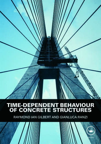 Time-Dependent Behaviour of Concrete Structures book cover