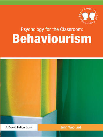 Psychology for the Classroom: Behaviourism book cover