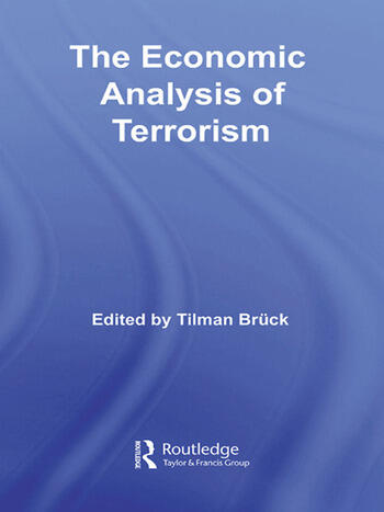 The Economic Analysis of Terrorism book cover
