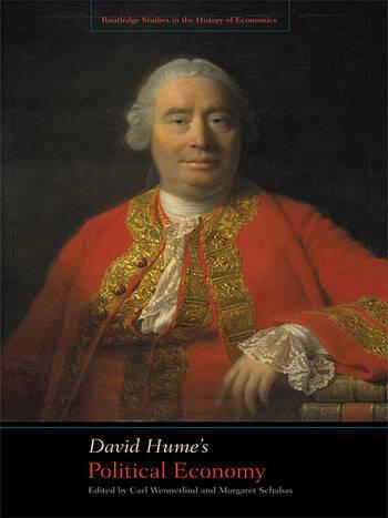 David Hume's Political Economy book cover