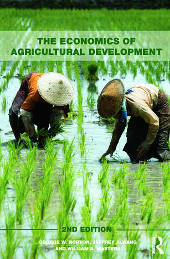 Economics of Agricultural Development 2nd Edition book cover