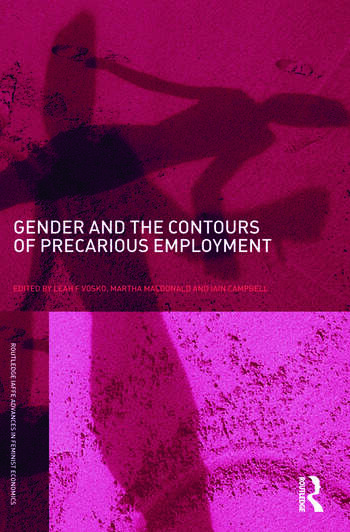 Gender and the Contours of Precarious Employment book cover