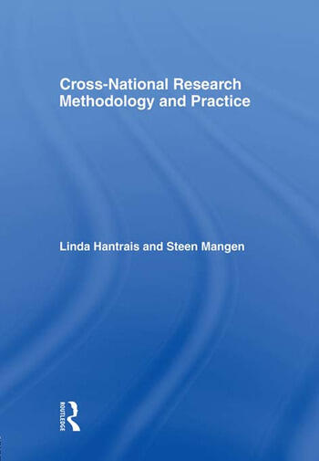 Cross-National Research Methodology and Practice book cover