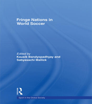 Fringe Nations in World Soccer book cover