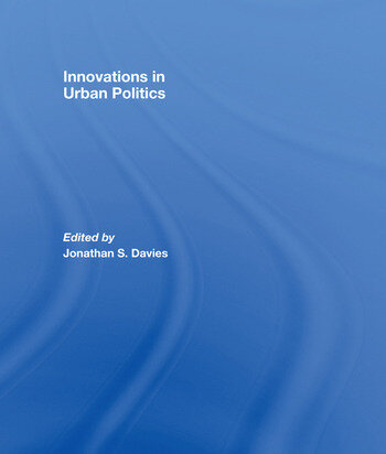 Innovations in Urban Politics book cover