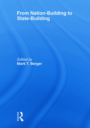 From Nation-Building to State-Building book cover