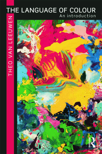 The Language of Colour An introduction book cover