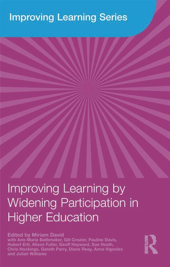 Improving Learning by Widening Participation in Higher Education book cover