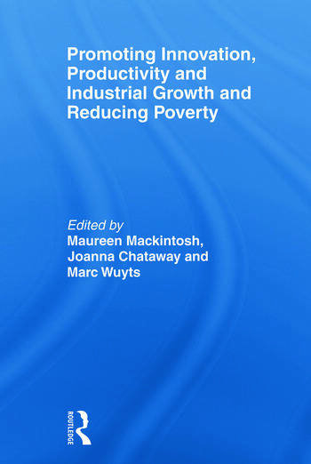 Promoting Innovation, Productivity and Industrial Growth and Reducing Poverty book cover