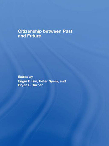 Citizenship between Past and Future book cover