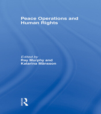 Peace Operations and Human Rights book cover