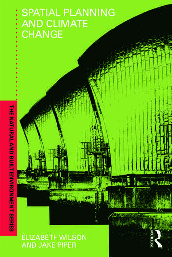 Spatial Planning and Climate Change book cover