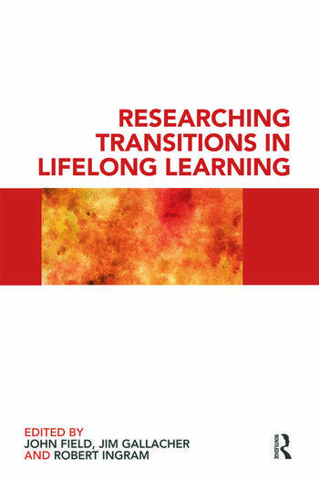 Researching Transitions in Lifelong Learning book cover