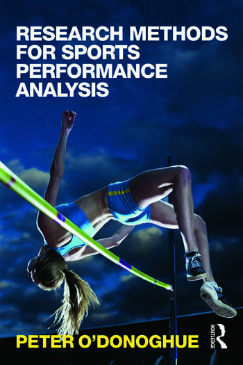 Research Methods for Sports Performance Analysis book cover