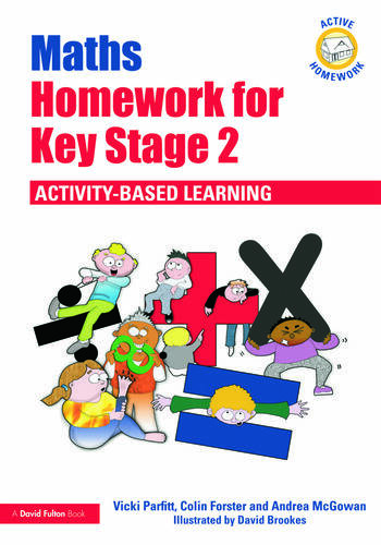 Maths Homework for Key Stage 2 Activity-Based Learning book cover
