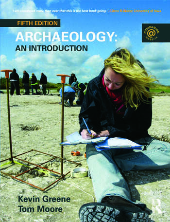 Archaeology An Introduction book cover