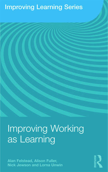 Improving Working as Learning book cover